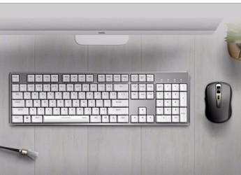 无线外设让桌面更整洁,雷柏MT700三模无线机械键盘评测