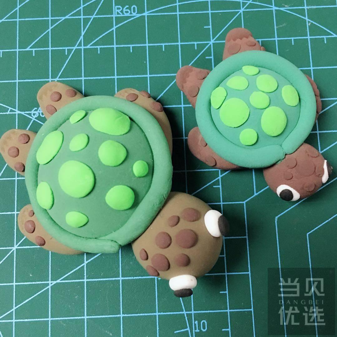 3,小乌龟,小章鱼小动物