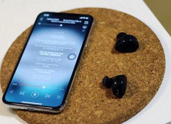 手机没有耳机孔很不方便?试试BE Free8蓝牙耳机