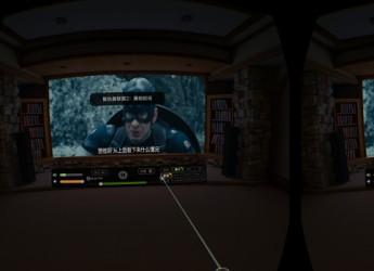 VR观影新风尚 在家即可享受私人巨幕沉浸影院