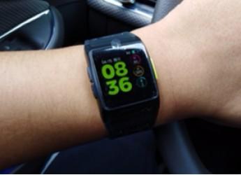 为运动增加无限能量——埃微P1能量运动手表