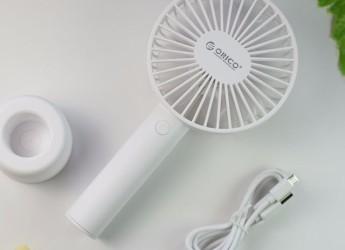 移动+桌面清凉神器,ORICO迷你小风扇