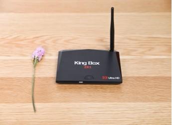 盒子界的新黑马!KingBox ZR1电视机顶盒评测