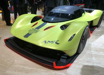 日内瓦车展:Valkyrie AMR Pro首发