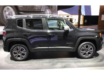 新款Jeep自由侠在2018车展首发