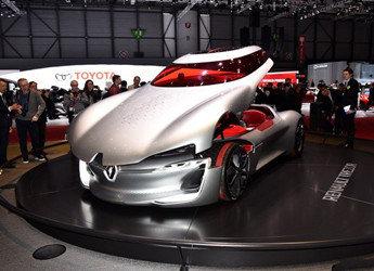雷诺两款概念车今日首发
