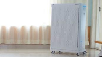 【当贝开箱】安美瑞X8 FFU空气净化器给你一个没有雾霾的家
