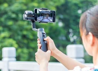 无惧抖动,平稳记录感动与精彩-魔爪Mini-MI手机稳定器