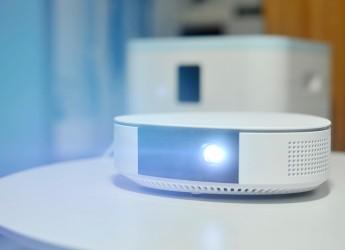 当贝投影D1体验——两千价位也能拥有高亮度、高音质的投影