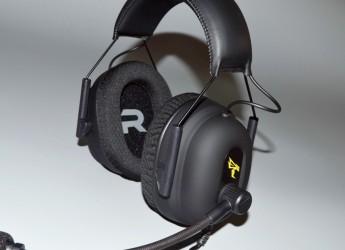 硕美科G936N指挥官游戏耳机简单开箱