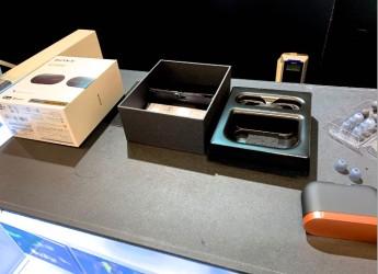 索尼真无线降噪耳机WF-1000XM3开箱
