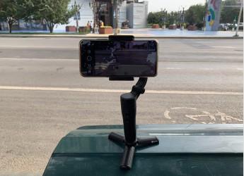 随时随地,想拍就拍——飞宇Vlogpocket手机云台