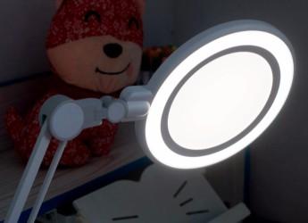 孩视宝VL235B测评:全光谱、无频闪、减蓝光智能护眼真实力