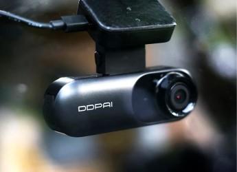 画面清晰不遗漏,语音声控抓拍易-盯盯拍molaN3行车记录仪