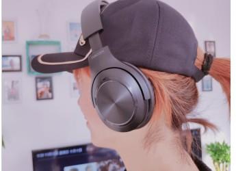 享受属于自己的音乐世界,Dacom 头戴式蓝牙耳机体验