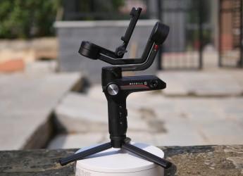 智云WEEBILL-S相机稳定器使用体验,提壶模式带来更好拍摄体验