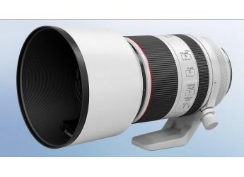焦点偏移3mm!Canon RF 70-200mm F2.8L 近摄出事