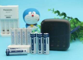 镍氢电池已过时1.5V锂电池是王道!XTAR BC4多用途充电套装正当时