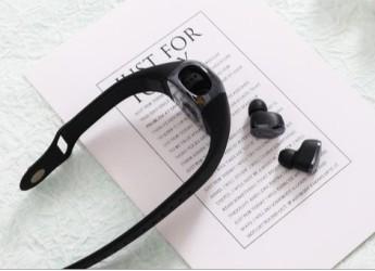 颠覆创新,Wearbuds演绎智能手环+真无线耳机最强合体