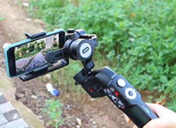 视频|手机相机都可用!魔爪mini-P稳定器体验