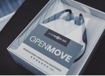 让运动更加安全,OpenMove AS660骨传导耳机测评