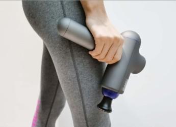 唤醒肌肉活力 | 云麦筋膜枪Slim Chic使用评测