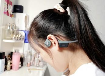 不入耳亦很恣意,五分钟诠释南卡骨传导蓝牙耳机