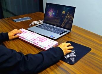 定义机械键盘入门标杆,真大厂!微星GK50Z PIXEL体验