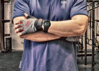 速干不粘身的黑科技,单导科技健身套装