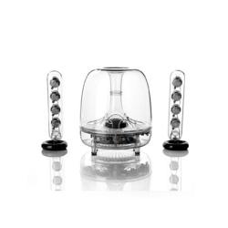 哈曼卡顿  SoundSticks III  水晶3代音响