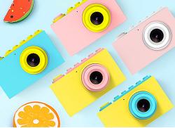 搜米儿童数码单反相机