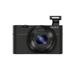 索尼(SONY)黑卡DSC-RX100数码相机