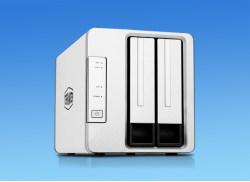 铁威马NAS F2-221 存储服务器