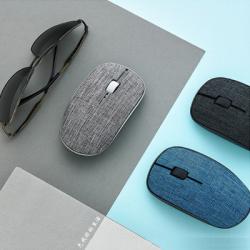 雷柏 M200 PLUS多模式布艺鼠标