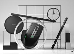 雷柏MT750PRO多模式无线充电鼠标