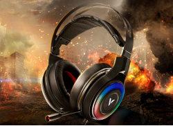 雷柏VH520虚拟7.1声道游戏耳机