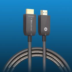开博尔 铠装光纤HDMI线 2米
