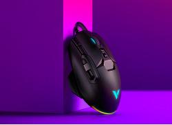 雷柏V330幻彩RGB游戏鼠标