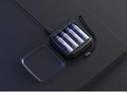 XTAR ET4S 5/7号电池充电器