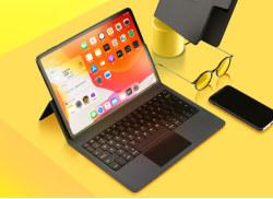 华为/苹果iPad键盘保护套+触控笔