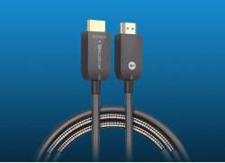 开博尔 铠装光纤HDMI线2米