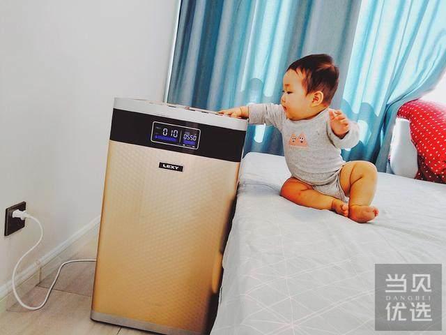 给宝宝的莱克魔净k9净化器,体验一周后才知道什么是高端!