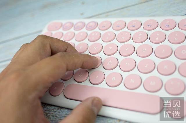 手机平板打字飞起来!BOW蓝牙小键盘HB098S上手体验