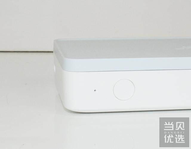 盒内杀菌消毒,盒外无线充电,小米有品FIVE多功能消毒盒开箱