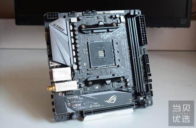 夏天到了,ITX小钢炮搬进M-ATX,酷冷至尊MB400L智瞳机箱装机体验