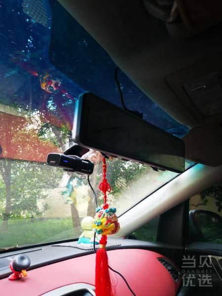 4K视频输出,2020行车记录仪先锋机型:盯盯拍MINI5