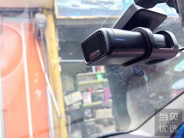 4K高清画质,4G远程互联,盯盯拍MINI5行车记录仪体验