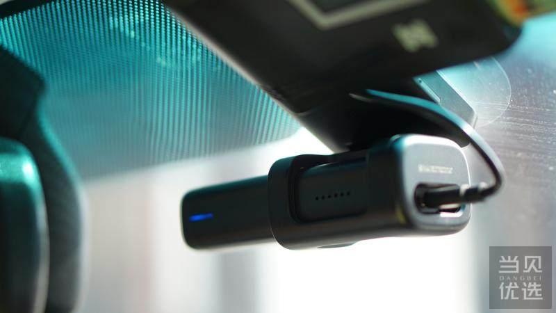 4K高清64G存储,盯盯拍MINI5强大的不像一台行车记录仪