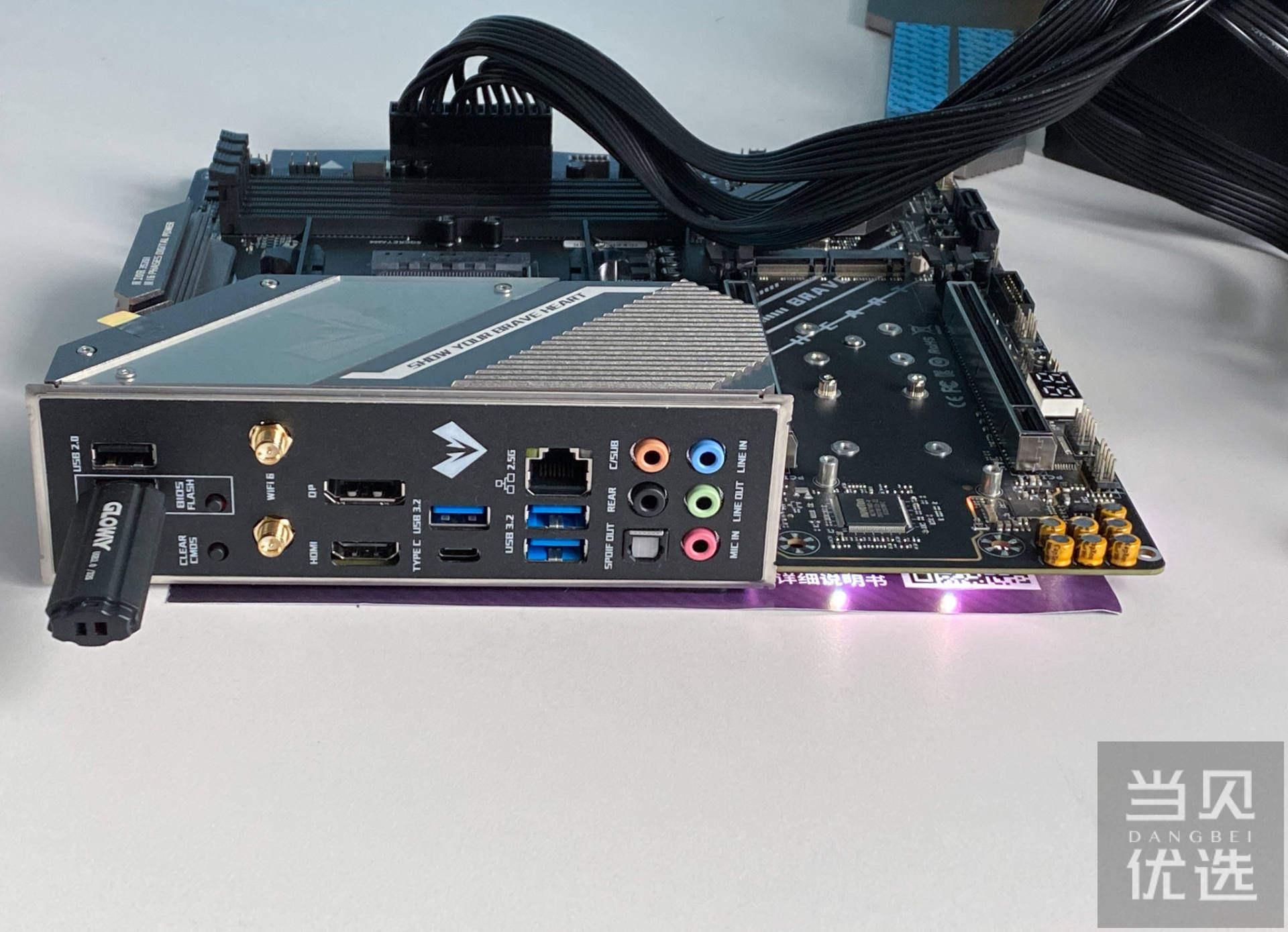 堆料超过ROG,铭瑄iCraft B550M主板真的那么好?